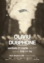 Oliviu şi Dubphone în Frame Club din Bucureşti