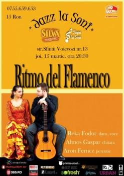 Concert Ritmo del Flamenco la Papa la Şoni din Bucureşti