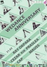 WeDance anniversary în Club Space din Bucureşti