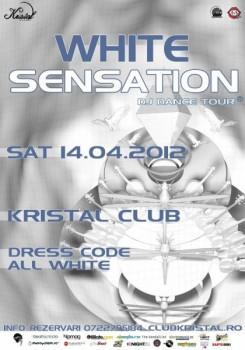 White Sensation în Kristal Glam Club din Bucureşti