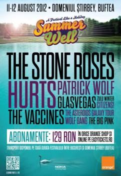Summer Well 2012 la Buftea