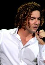 30% reducere la biletele pentru concertul David Bisbal