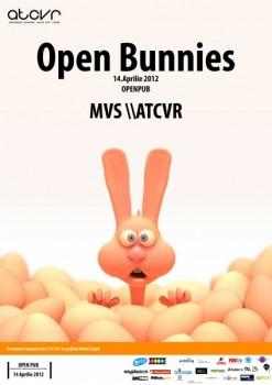 Open Bunnies în Open Pub din Bucureşti
