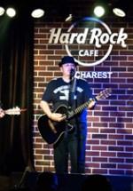 POZE: Pasărea Colibri în Hard Rock Cafe din Bucureşti
