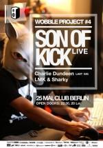 Son of Kick în Club Berlin din Bucureşti