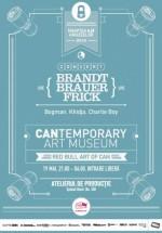 Concert Brandt Brauer Frick la Atelierul de Producţie din Bucureşti