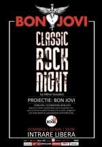 Classic Rock Night cu Bon Jovi în The Rock Bar din Iaşi