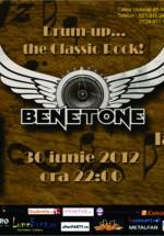 Concert Benetone în Coyote Cafe din Bucureşti