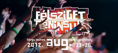 Festivalul Peninsula 2012 are loc la Târgu Mureş în perioada 23-26 august 2012
