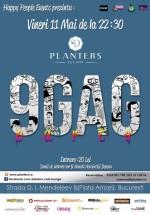 9GAG Party în Club Planters din Bucureşti