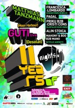 11 years of Nights.ro la Arenele Romane din Bucureşti