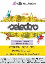 Selectro în Club Expirat & Other Side din Bucureşti