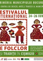 """Festivalul Internaţional de Folclor """"Muzici şi Tradiţii în Cişmigiu"""" 2012"""