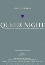 Queer Night în Club Control din Bucureşti