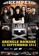 Concert Kempes şi Rezident Ex la Bucureşti