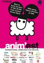 Best of Anim`est 2011 after party în Club Control din Bucureşti