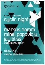 Markus Homm, Mihai Popoviciu şi Jay Bliss în Kasho Club din Braşov