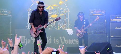 RECENZIE: Motorhead, Megadeth şi W.A.S.P. în ultima zi de OST Fest 2012 (POZE)