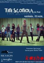 Concert Tibi Scobiola Band LIVE în Kasho Club din Braşov