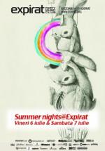 Summer Nights în Club Expirat din Bucureşti
