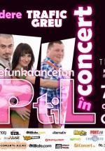 Concert TiPtiL în Tête-à-Tête din Bucureşti