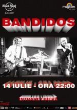 Concert Bandidos în Hard Rock Cafe din Bucureşti