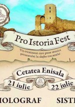 Pro Istoria Fest 2012 la Cetatea Enisala