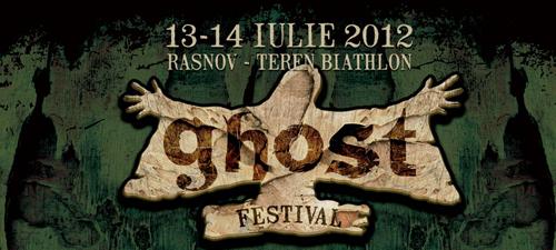 Ghost Fest 2012: program şi reguli de acces