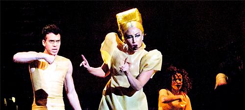 Concertul Lady Gaga se mută în Piaţa Constituţiei