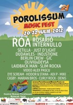 Porolissum Music Fest 2012