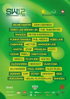 Sunwaves Festival 12 la Năvodari