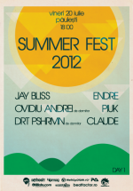 Summer Fest 2012 în Padurea Păuleşti