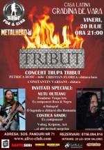 Concert Tribut în A'Live Pub & Club din Bucureşti