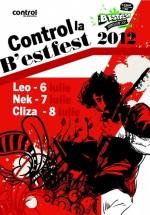 Club Control la B'ESTFEST Summer Camp 2012 din Bucureşti