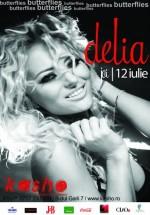 Concert Delia Matache în Kasho Club din Braşov
