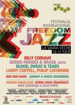 Freedom Jazz Festival 2012