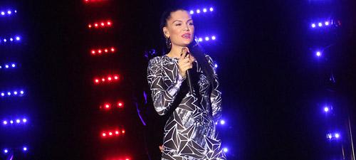 POZE: Jessie J la Orange Summer Party în Mamaia