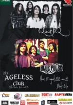 Concert QuantiQ şi Blue Pulse în Ageless Club din Bucureşti