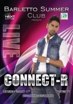 Connect-R în Barletto Summer Club din București