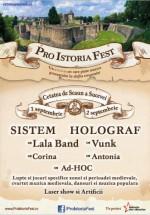 Pro Istoria Fest 2012 la Cetatea de Scaun a Sucevei