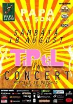Concert TiPtiL în Papa la Şoni din Vama Veche