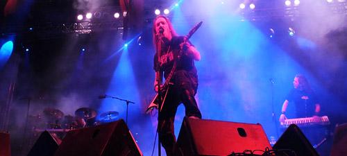 RECENZIE: Children of Bodom, Subscribe şi Trooper în ultima zi de Peninsula 2012 (POZE)