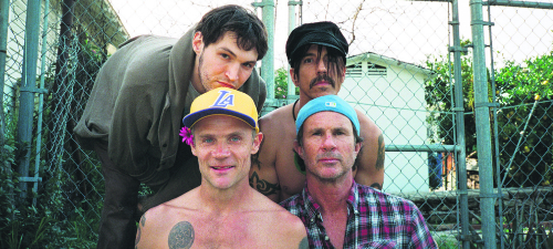 Încă 500 de bilete pentru concertul Red Hot Chili Peppers