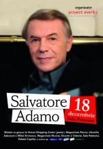 Concert Salvatore Adamo la Sala Palatului din Bucureşti – AMÂNAT
