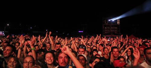 Concertele lunii august 2012