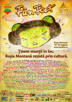 FânFest 2012 la Roşia Montana