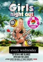 """Girls Night Out"" în La Plage Club din Otopeni"