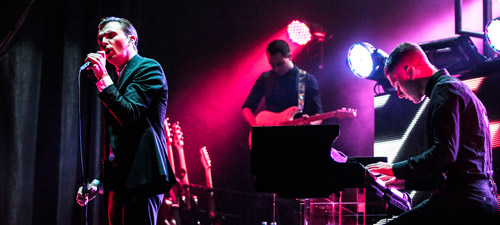 RECENZIE: Hurts, Patrick Wolf, The Asteroids Galaxy Tour la Summer Well 2012 (POZE)