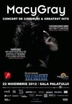 Concert Macy Gray la Sala Palatului din Bucureşti