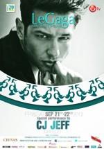 CJ Jeff în Le Gaga din Bucureşti